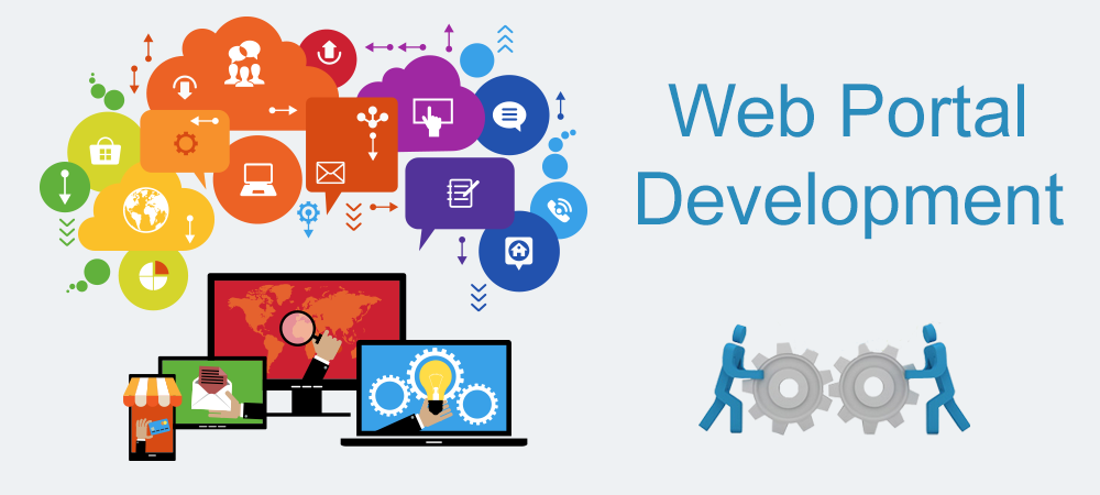 web portal development 2